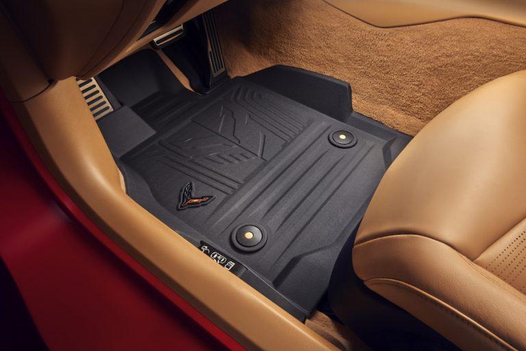 Foto 10, Interior del deportivo Chevrolet Corvette C8.