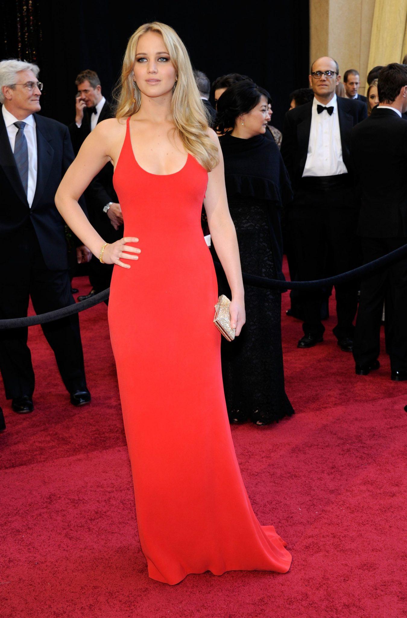 Jennifer Lawrence, Calvin Klein. 2011.