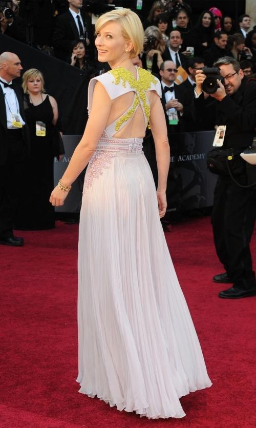 Cate Blanchett en Givenchy, 2011.