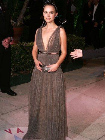 Natalie Portman en Prada, 2005.