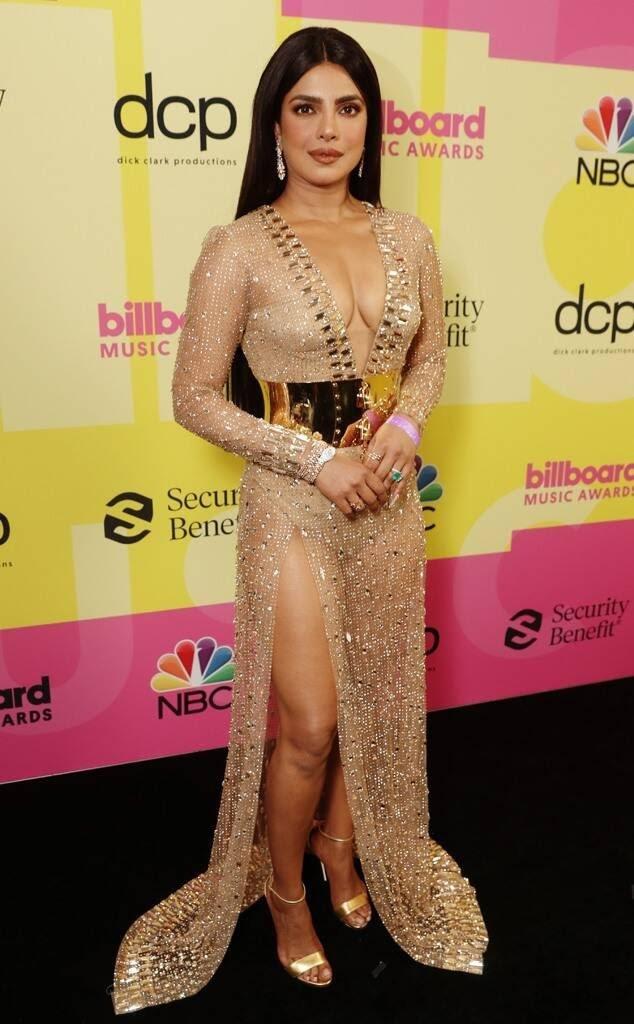 Priyanka Chopra en Dolce & Gabbana