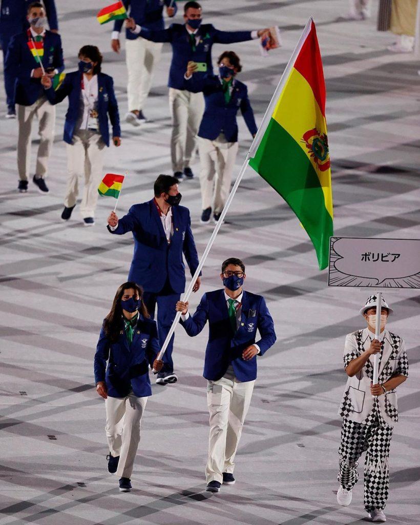 Delegación de Bolivia