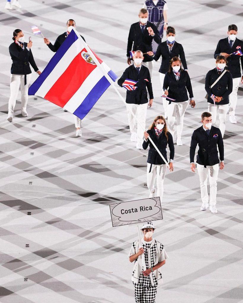 Delegación de Costa Rica.
