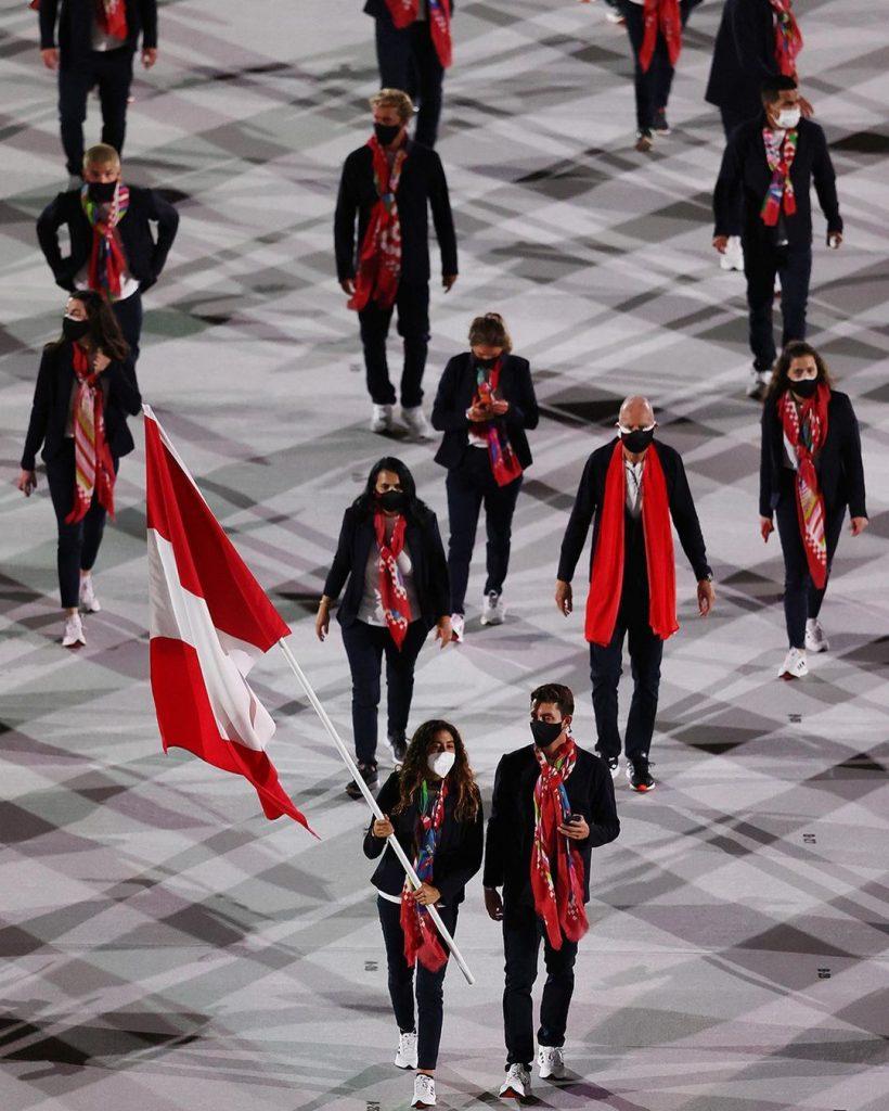 Delegación de Perú