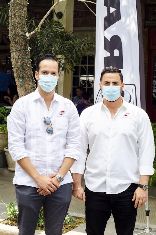 Kelvin Guzmán y Hairo Duran
