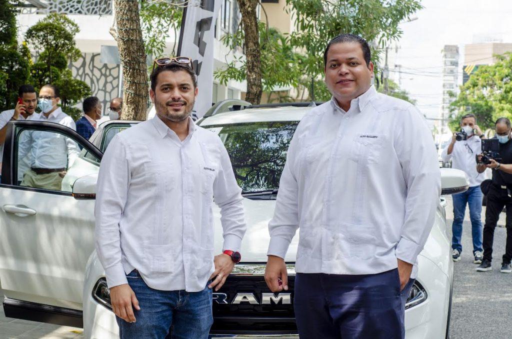 José Omar García y Joaquín Tapia