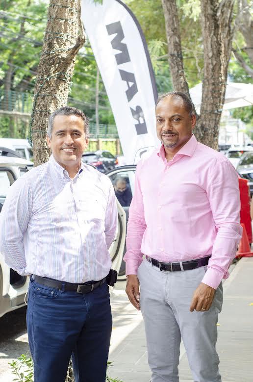 Charlie Hernández y José Alonzo