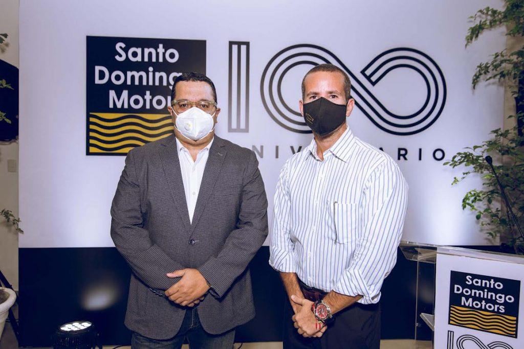 Rafael Fernández y Ricardo Torres.
