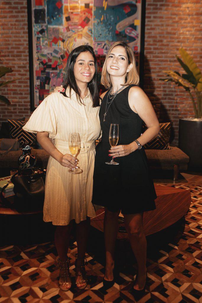 Nicole Marie Torres y Nicole Rizik