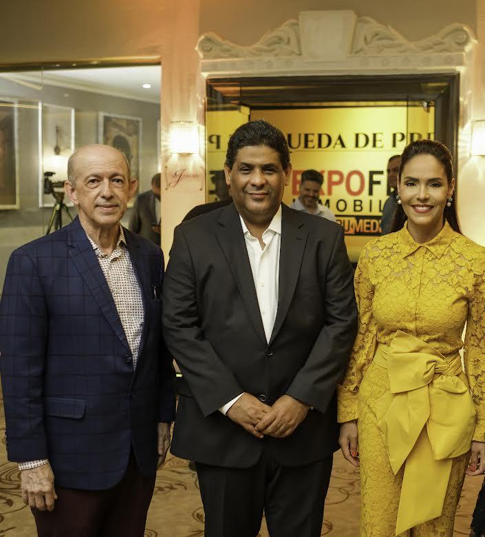Rafael Rodríguez, César Martínez y Saderiy Abreu