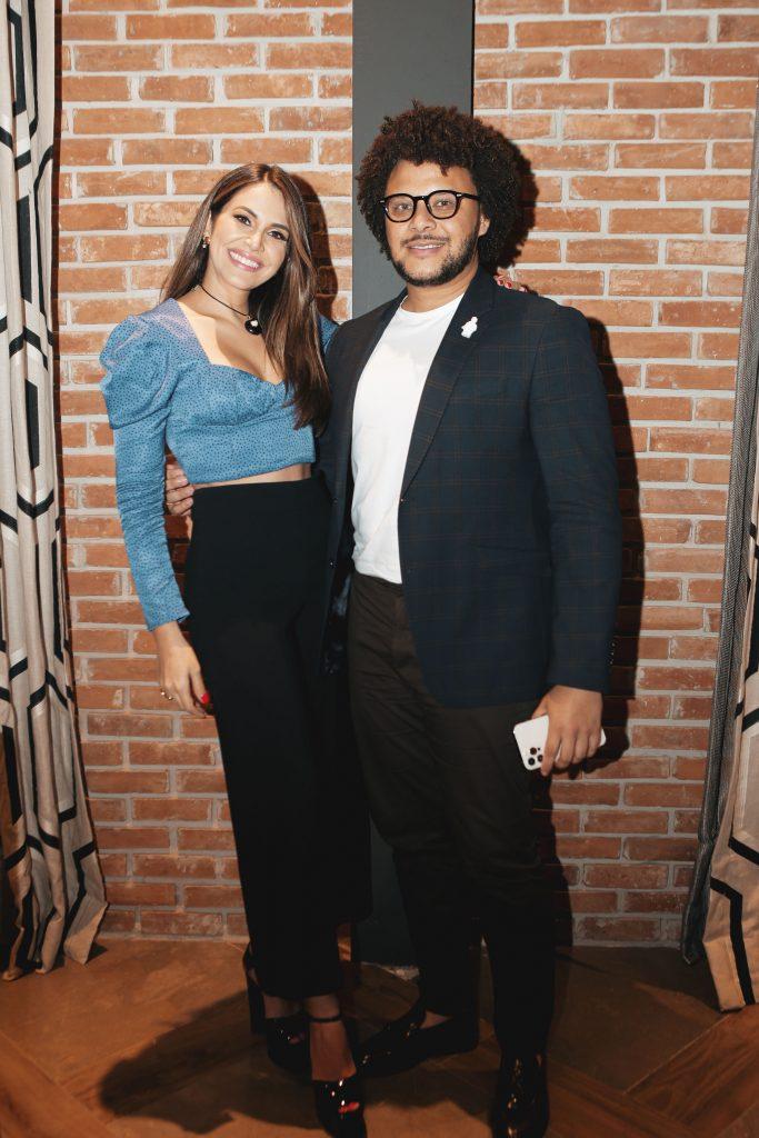 Pamela Sued y José Miguel Guerrero