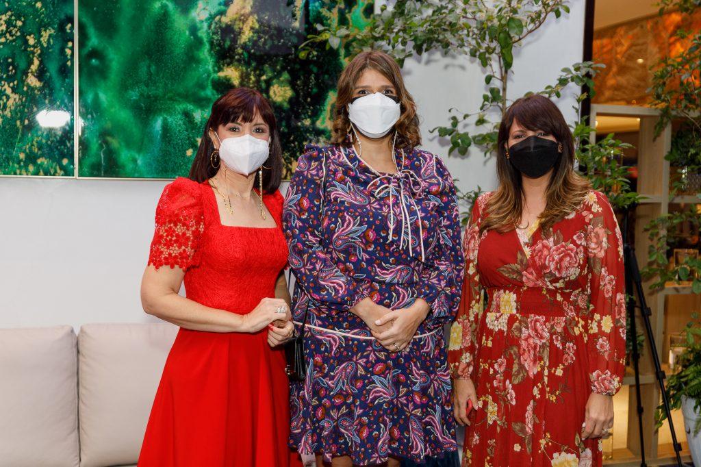 Shirlenne Ureña, Isamary Muñoz, Ivelisse Muñoz